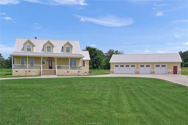 18504 County Road 124, Bedias, TX 77831 (MLS #21008158) :: Chapman Properties Group