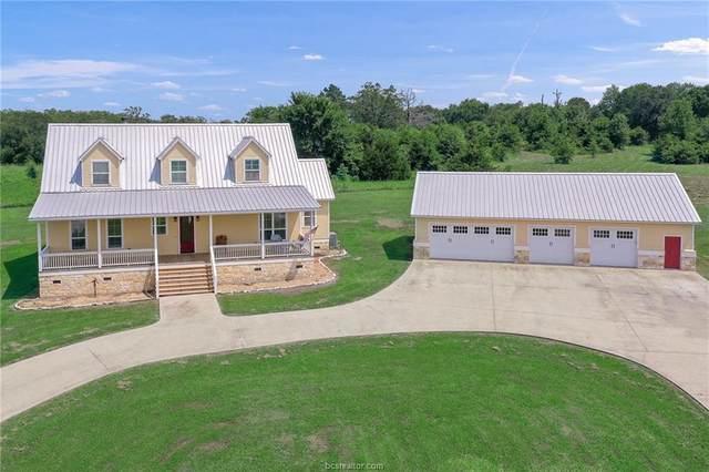 18504 County Road 124, Bedias, TX 77831 (MLS #21008159) :: Chapman Properties Group