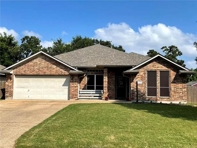 1100 Bracey Court, College Station, TX 77845 (MLS #21008161) :: My BCS Home Real Estate Group