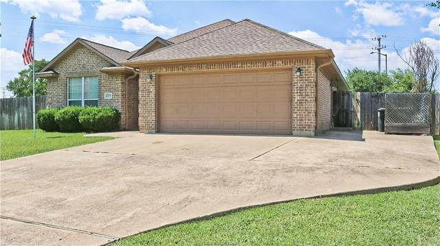 1019 Bougainvillea Street, College Station, TX 77845 (MLS #21008164) :: The Lester Group