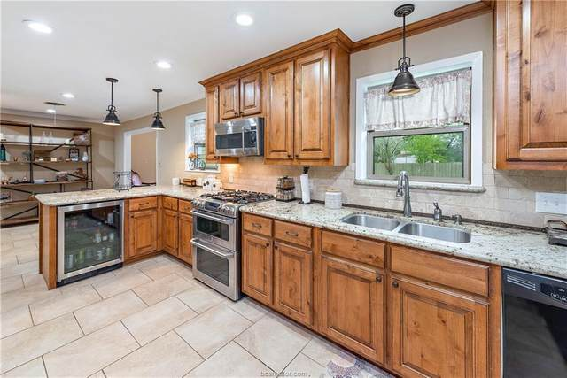 1210 Haines Drive, College Station, TX 77840 (MLS #21008178) :: NextHome Realty Solutions BCS