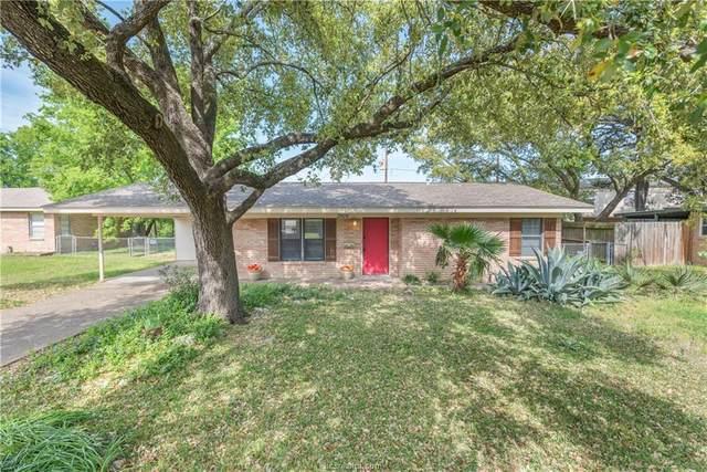 3909 Glenn Oaks Drive, Bryan, TX 77802 (MLS #21008179) :: Treehouse Real Estate