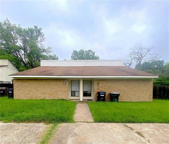 1417-1419 Dexter, College Station, TX 77840 (MLS #21008190) :: My BCS Home Real Estate Group