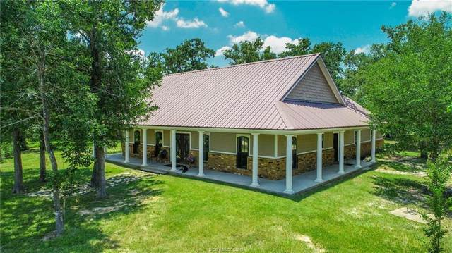 10144 Hwy 36 (8.5 Ac), Caldwell, TX 77836 (MLS #21008195) :: The Lester Group