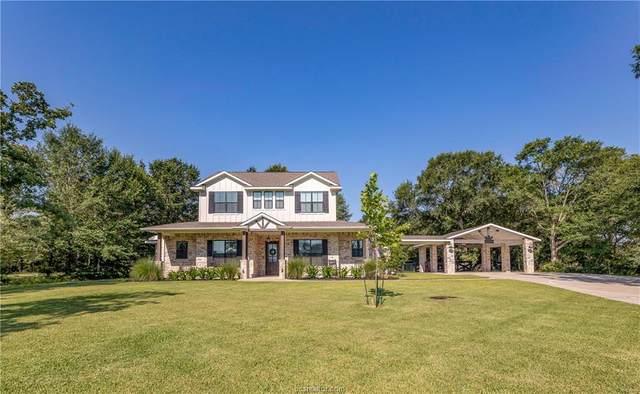 6425 Juliette, Bryan, TX 77808 (MLS #21008200) :: Chapman Properties Group