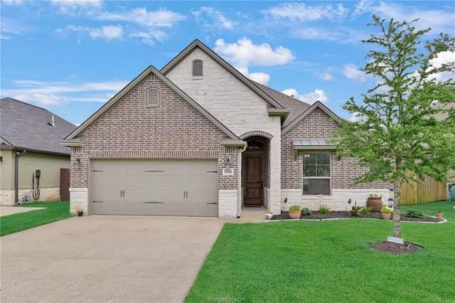 15614 Shady Brook Lane, College Station, TX 77845 (MLS #21008207) :: Chapman Properties Group