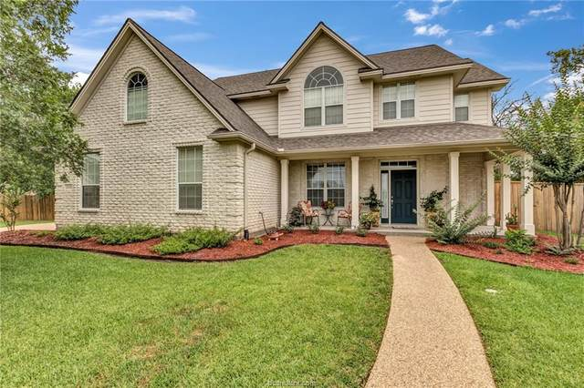 306 Stone Cove Court, College Station, TX 77845 (MLS #21008210) :: My BCS Home Real Estate Group