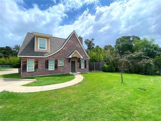 3701 College Main, Bryan, TX 77801 (MLS #21008220) :: The Lester Group