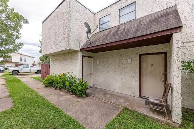 1808 Potomac Place A-D, College Station, TX 77840 (MLS #21008222) :: The Lester Group