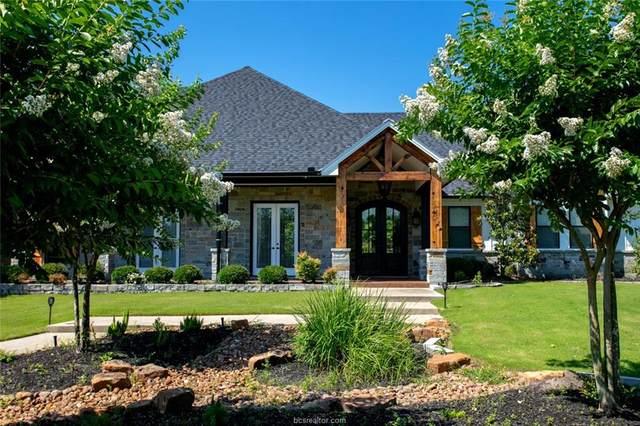 3132 La Venta Way, College Station, TX 77845 (MLS #21008230) :: Chapman Properties Group