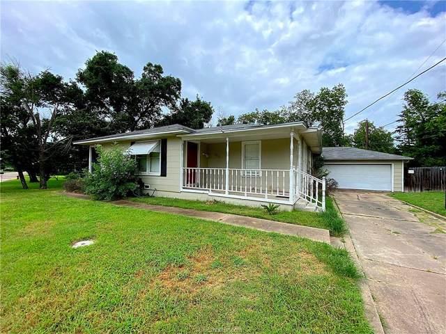 3803 Cavitt, Bryan, TX 77801 (MLS #21008238) :: My BCS Home Real Estate Group