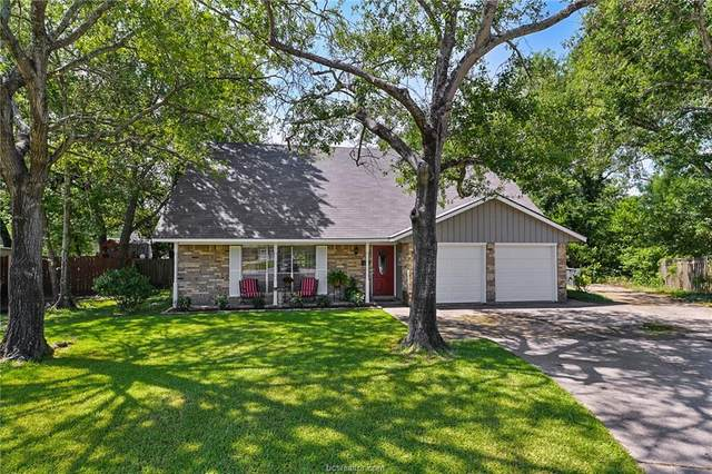 901 Jane Lane, Bryan, TX 77802 (MLS #21008262) :: Chapman Properties Group