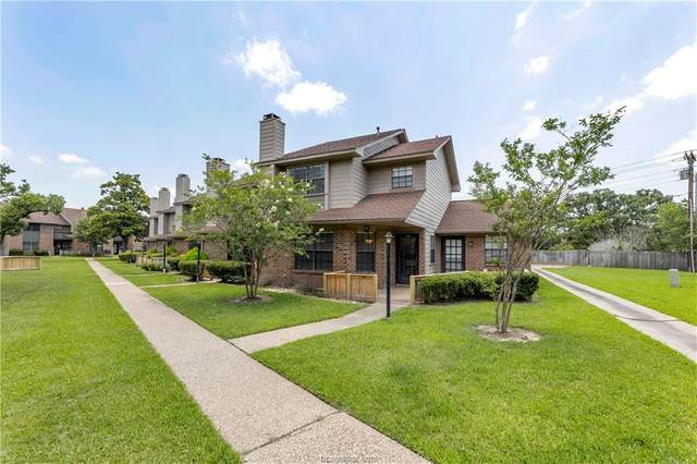 2400 Longmire Drive #206, College Station, TX 77845 (MLS #21008267) :: The Lester Group