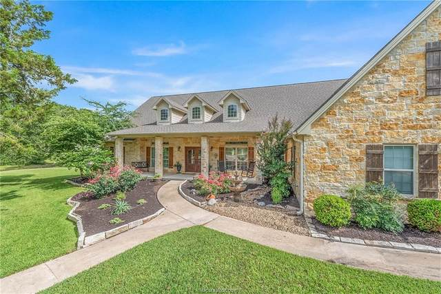 4534 Bentwood Drive, College Station, TX 77845 (MLS #21008268) :: My BCS Home Real Estate Group