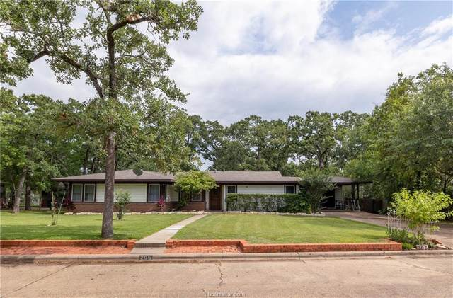 205 Hensel Avenue, Bryan, TX 77801 (MLS #21008270) :: The Lester Group