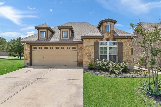 1744 Parkland Drive, College Station, TX 77845 (MLS #21008273) :: BCS Dream Homes