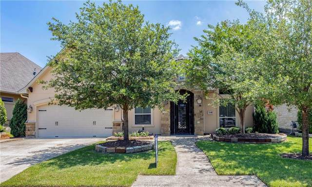 5148 Stonewater Loop, College Station, TX 77845 (MLS #21008274) :: BCS Dream Homes