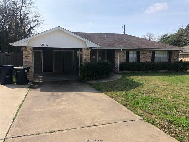 904 Welsh, College Station, TX 77840 (MLS #21008283) :: The Lester Group