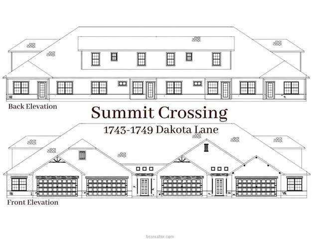 1743 Dakota Lane, College Station, TX 77845 (MLS #21008286) :: My BCS Home Real Estate Group