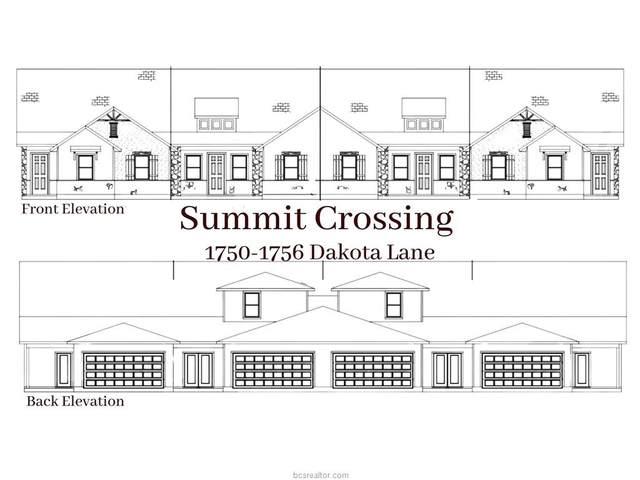 1752 Dakota Lane, College Station, TX 77845 (MLS #21008290) :: My BCS Home Real Estate Group