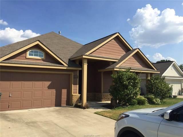 1693 Summerwood, Bryan, TX 77807 (MLS #21008323) :: The Lester Group