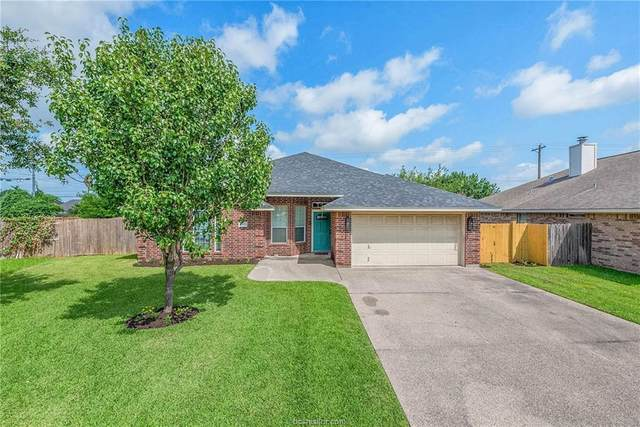 3704 Dove Hollow Lane, College Station, TX 77845 (MLS #21008329) :: The Lester Group
