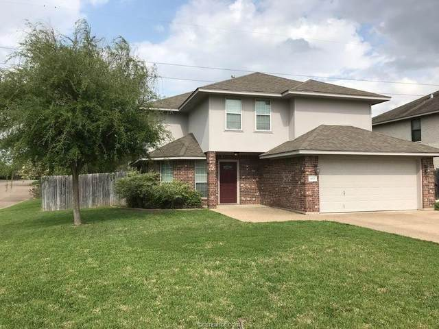 4101 Hunter Creek Drive, College Station, TX 77845 (MLS #21008330) :: Cherry Ruffino Team