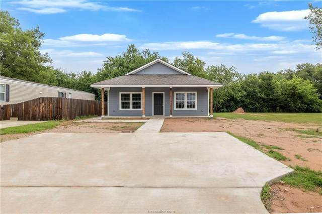 508 Waco Street, Bryan, TX 77803 (MLS #21008331) :: NextHome Realty Solutions BCS