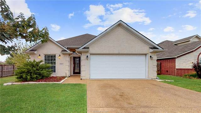901 Turtle Dove, College Station, TX 77845 (MLS #21008342) :: My BCS Home Real Estate Group