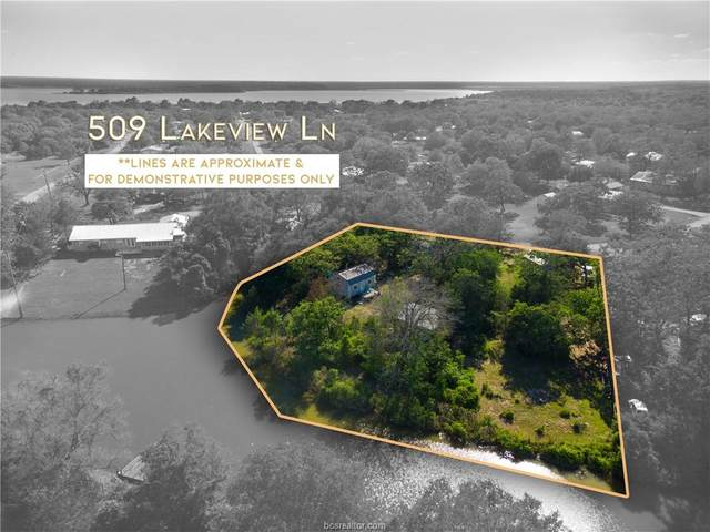 509 Lakeview Lane, Somerville, TX 77879 (MLS #21008353) :: The Lester Group