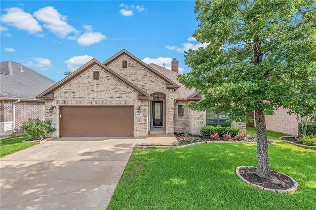 4281 Hollow Stone Drive, College Station, TX 77845 (MLS #21008354) :: The Lester Group