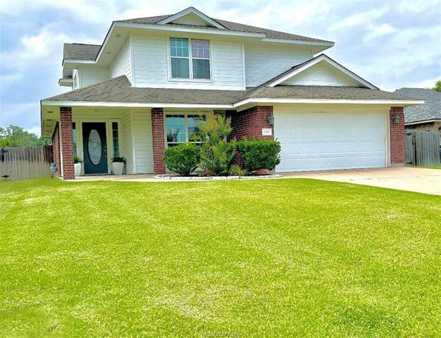 1307 Portsmouth Court, College Station, TX 77845 (MLS #21008356) :: My BCS Home Real Estate Group