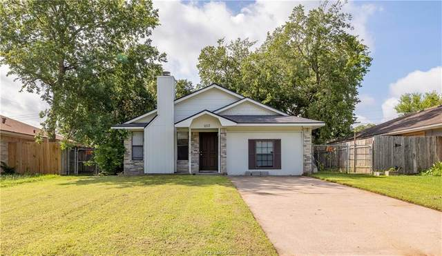 1110 Buttercup Circle, College Station, TX 77845 (MLS #21008366) :: RE/MAX 20/20