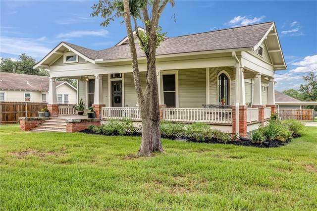101 N Haswell Drive, Bryan, TX 77803 (MLS #21008368) :: The Lester Group