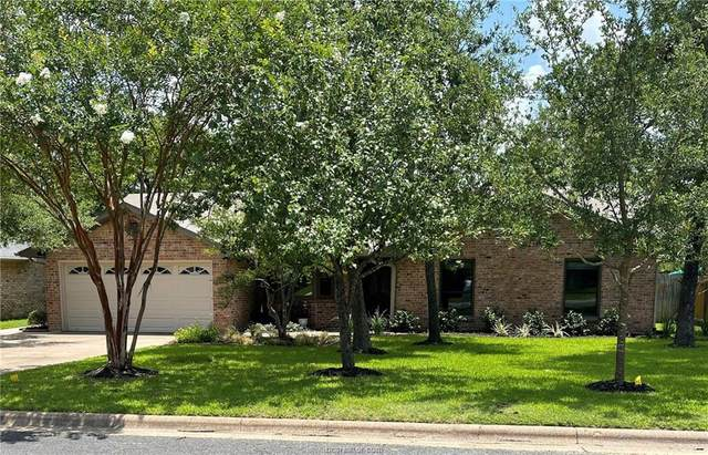 2506 Sumter Drive, College Station, TX 77845 (MLS #21008381) :: RE/MAX 20/20