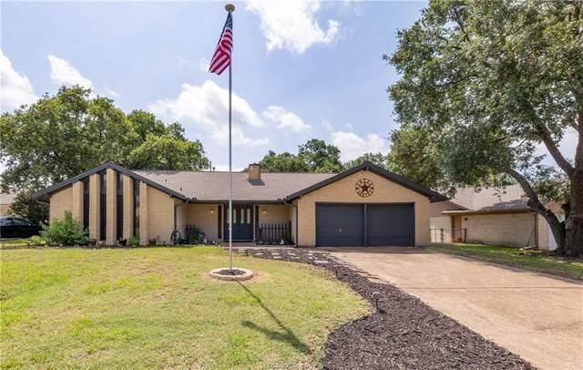 4007 Oak Bend Drive, Bryan, TX 77802 (MLS #21008397) :: The Lester Group