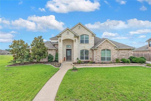2445 Stone Castle, College Station, TX 77845 (MLS #21008400) :: My BCS Home Real Estate Group