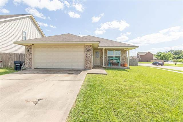 2484 Horse Shoe Drive, College Station, TX 77845 (MLS #21008401) :: The Lester Group