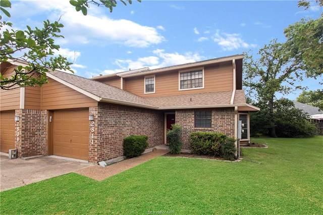 2811 Oakside Drive, Bryan, TX 77802 (MLS #21009412) :: The Lester Group