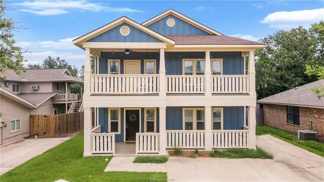 805 Welsh, College Station, TX 77840 (MLS #21009422) :: Treehouse Real Estate