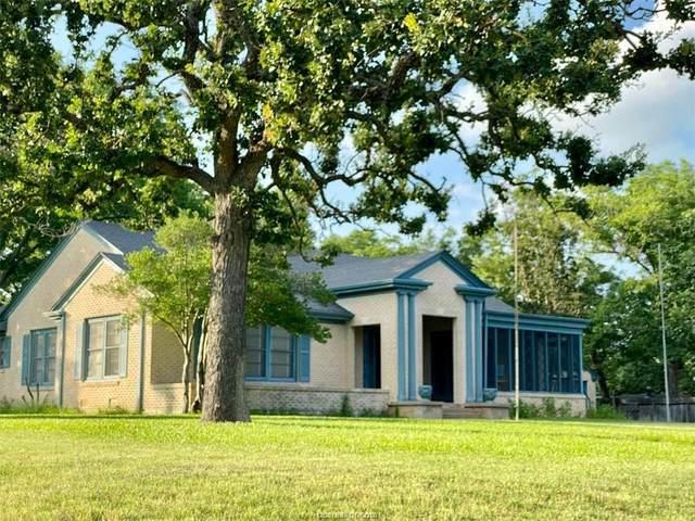 601 E Barton Street, Calvert, TX 77837 (MLS #21009442) :: NextHome Realty Solutions BCS