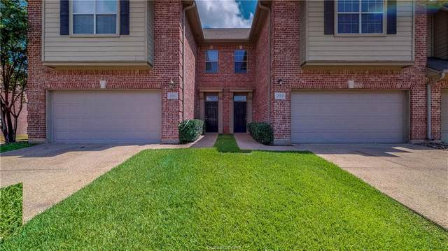 1425 W Villa Maria Road #202, Bryan, TX 77801 (MLS #21009458) :: The Lester Group