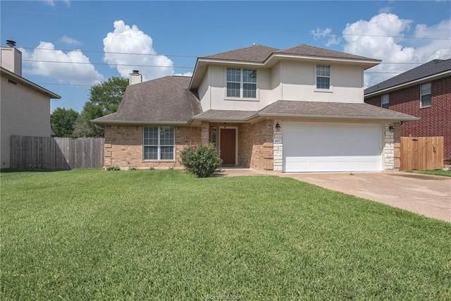 4105 Hunter Creek Drive, College Station, TX 77845 (MLS #21009461) :: Cherry Ruffino Team
