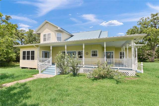 10200 Dilly Shaw Tap Rd, Bryan, TX 77808 (MLS #21009476) :: BCS Dream Homes