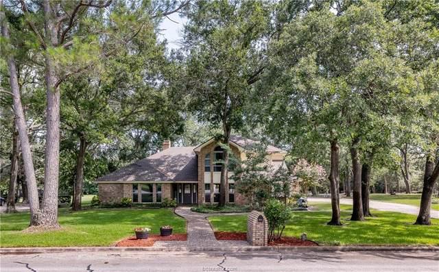 813 Copperas Drive, Caldwell, TX 77836 (MLS #21009480) :: Cherry Ruffino Team