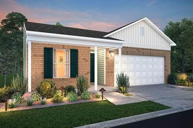 1116 Richard Street, Bryan, TX 77807 (MLS #21009556) :: Treehouse Real Estate