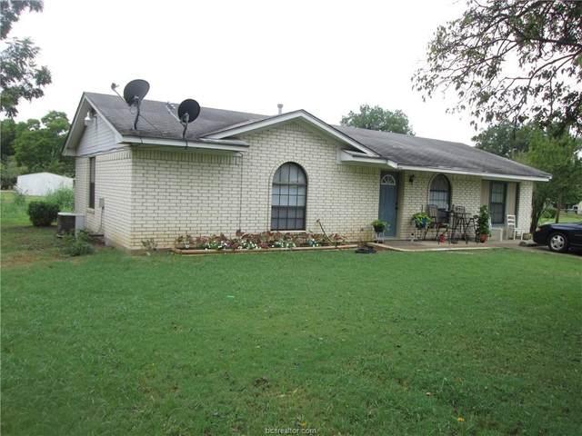801 Magnolia, Calvert, TX 77837 (MLS #21009577) :: NextHome Realty Solutions BCS
