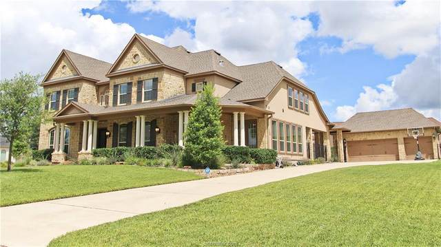 1401 Mission Hills Court, College Station, TX 77845 (MLS #21009587) :: Treehouse Real Estate