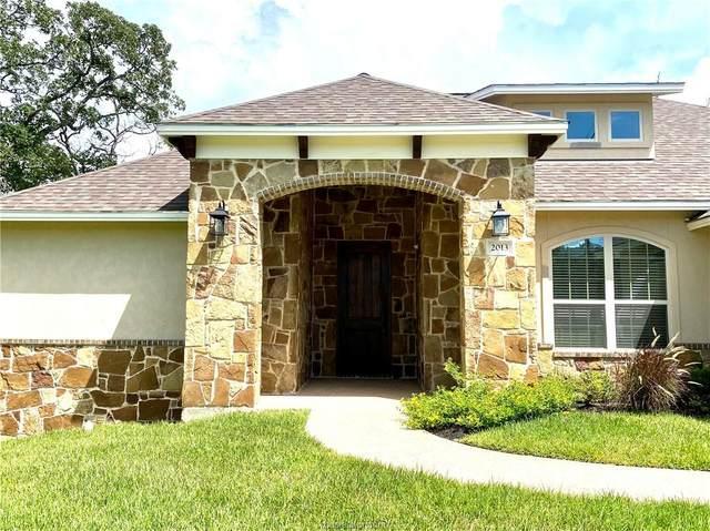 2013 Lexi Lane, Bryan, TX 77807 (MLS #21009595) :: NextHome Realty Solutions BCS