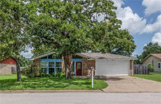909 San Benito Drive, College Station, TX 77845 (MLS #21009597) :: NextHome Realty Solutions BCS